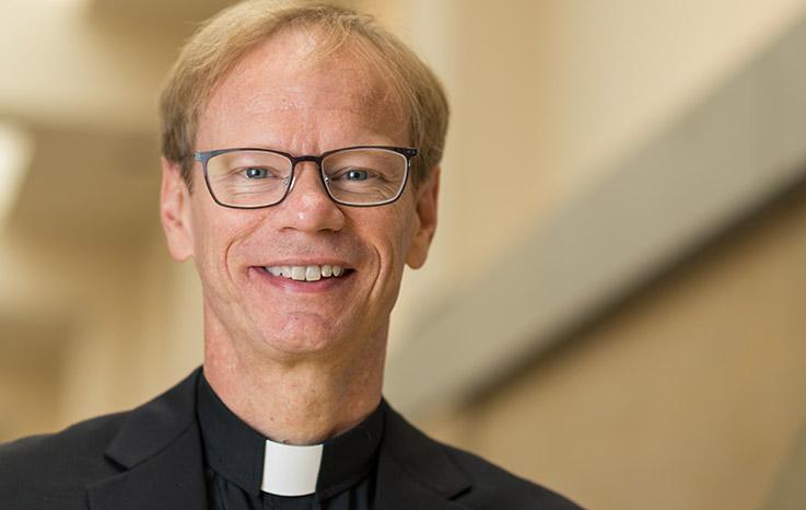 Rev. Robert A. Dowd, C.S.C.