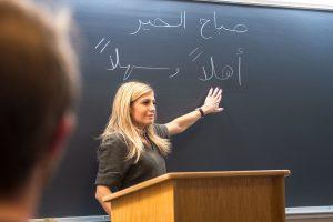 Keough School language study