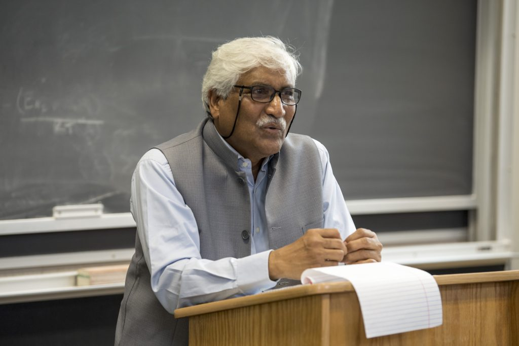 Atiq Rahman teaching 2