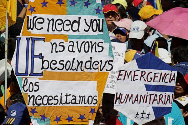 Venezuela: Humanitarian Crisis and Struggle for Democracy