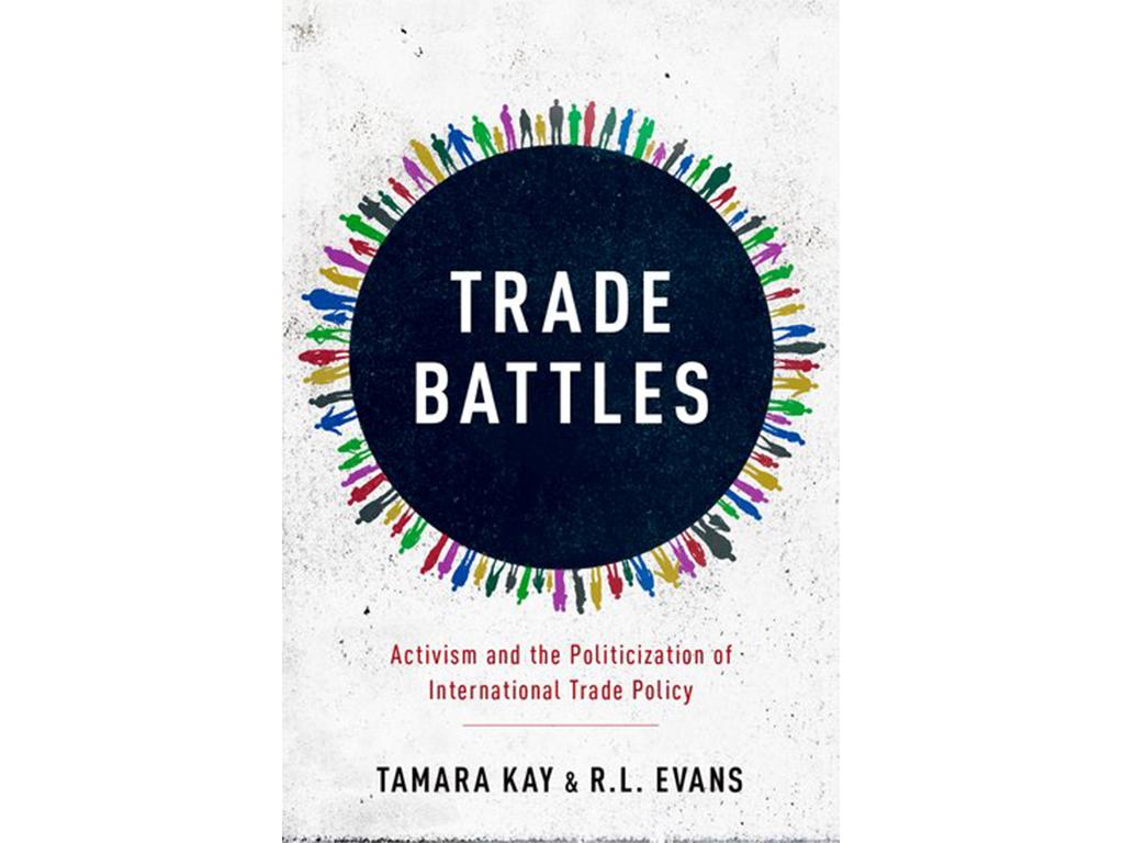 Trade Battles book cover