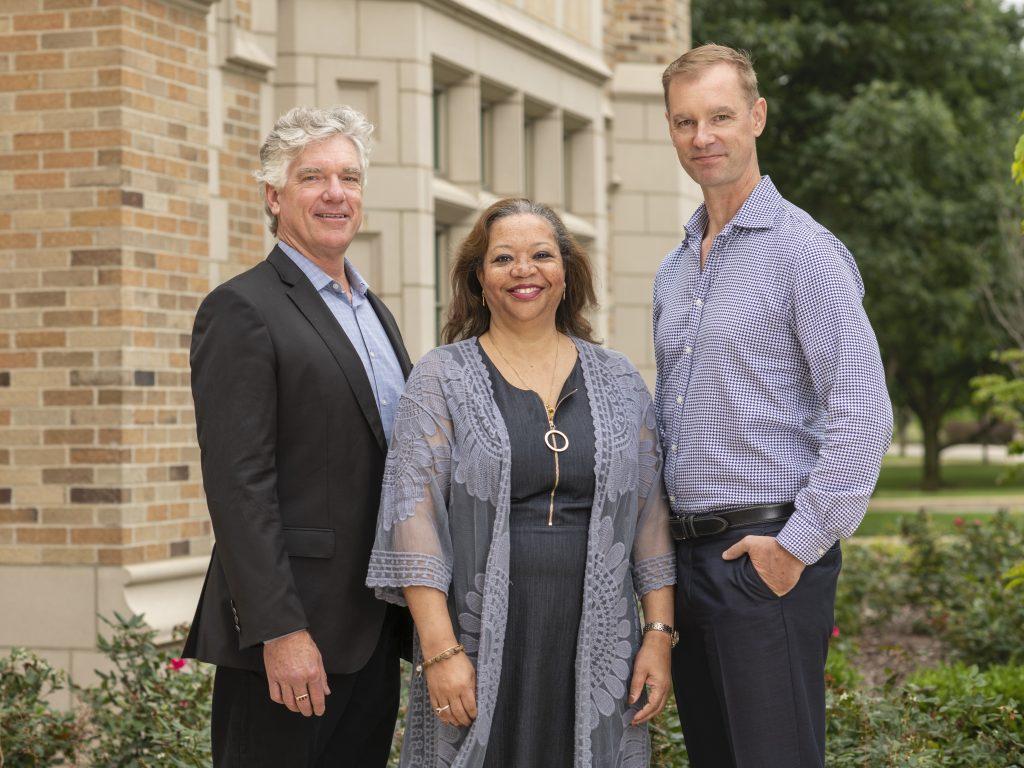 Clark Gibson, Susan Page, Daniel Fahey