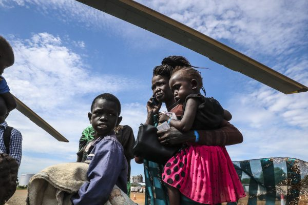 South Sudan's Peace Process at a Crossroads: New Data from Juba and Notre Dame