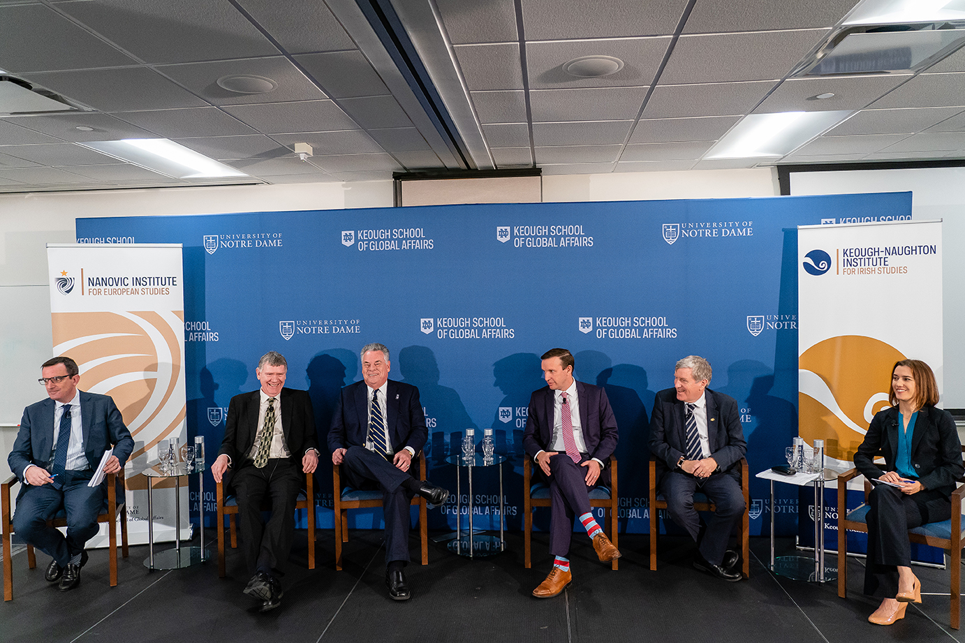 brexit panel front view