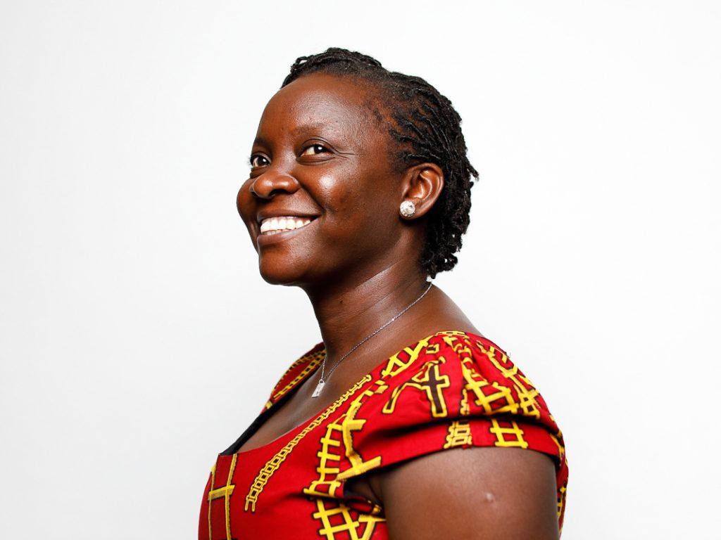 Victoria Nyanjuara headshot