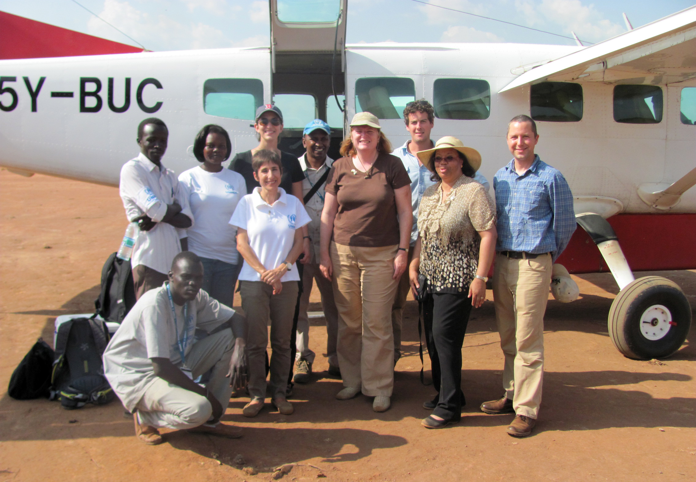 susan page colleagues airplane